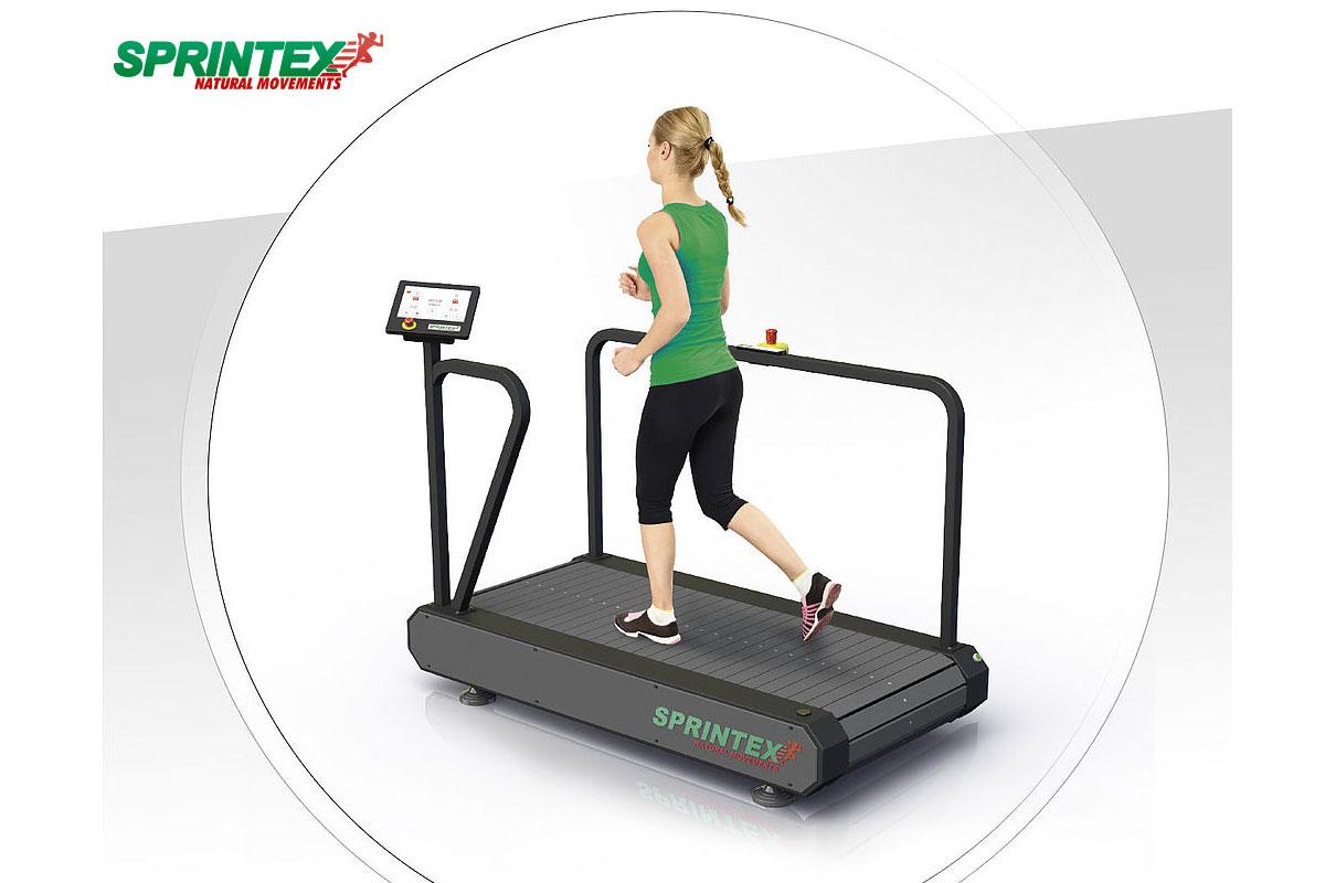 Sprintex Slatbelt Treadmills