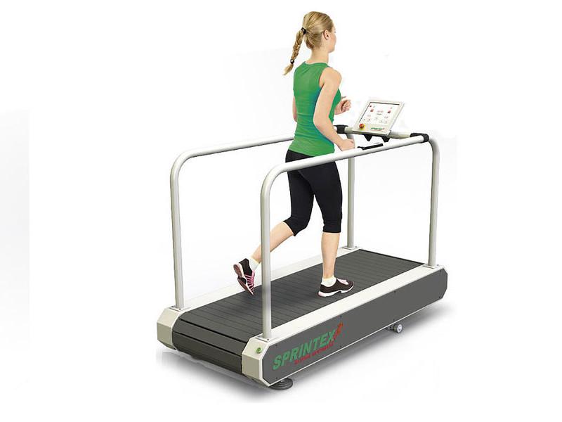Slatbelt Treadmills