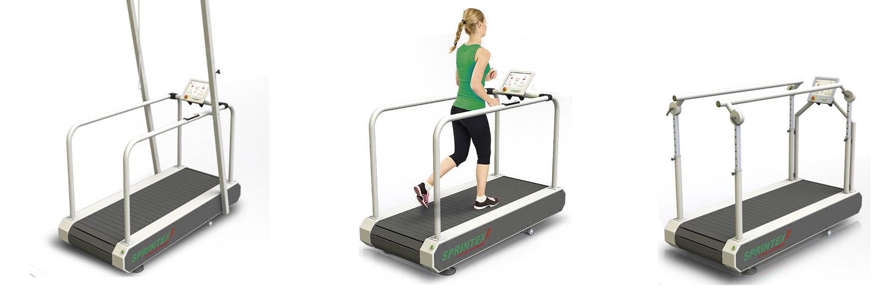 Sprintex Ortho Treadmill for Running Gait Analysis