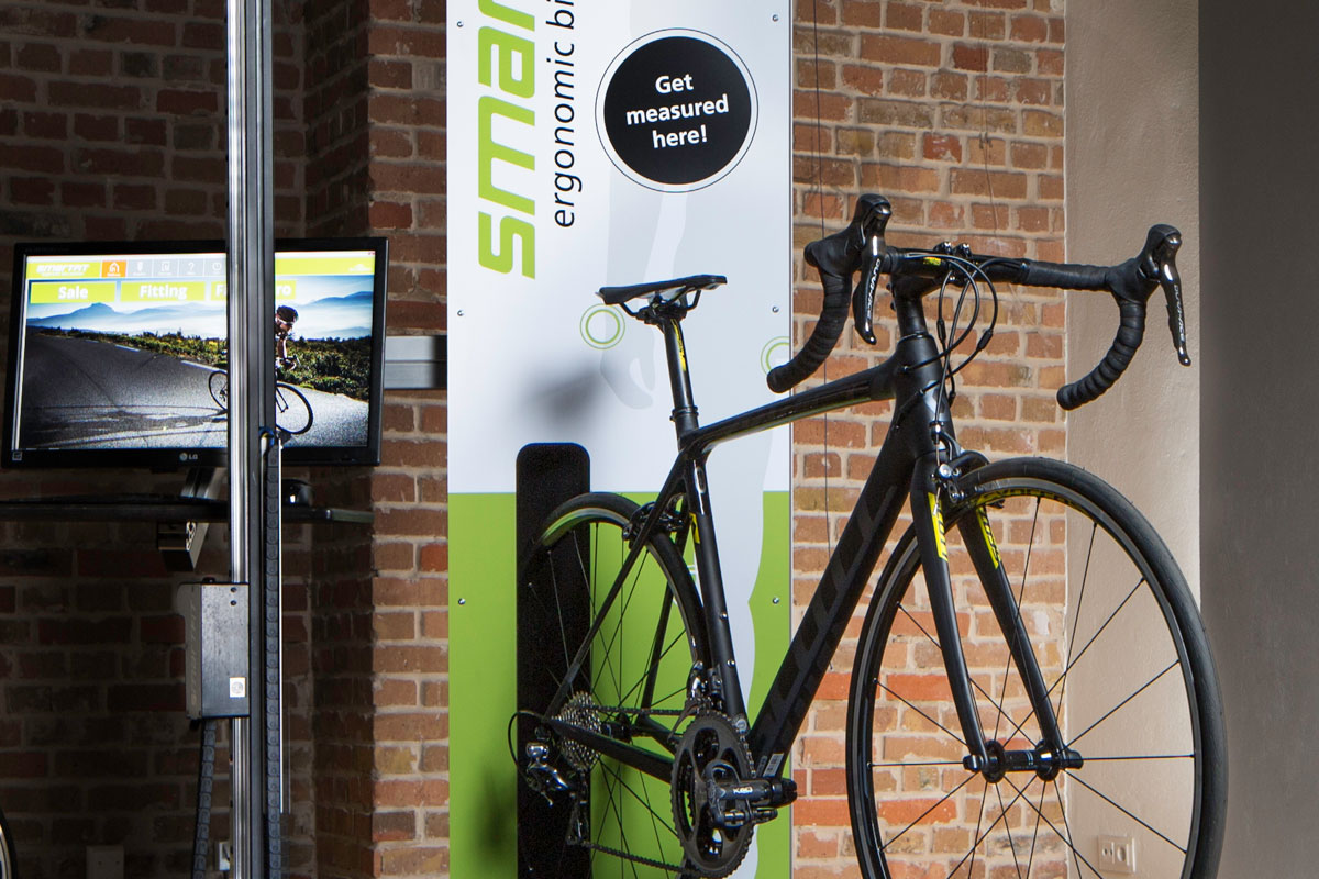 Smartfit Bike Selection and Fitting