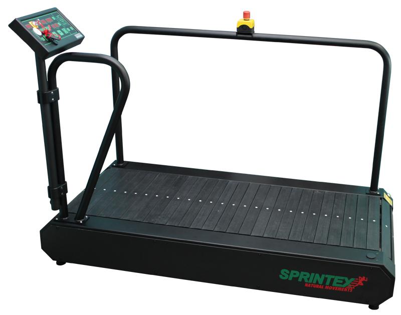 Sprintex Ortho Slatbet Treadmill for Gait Analysis