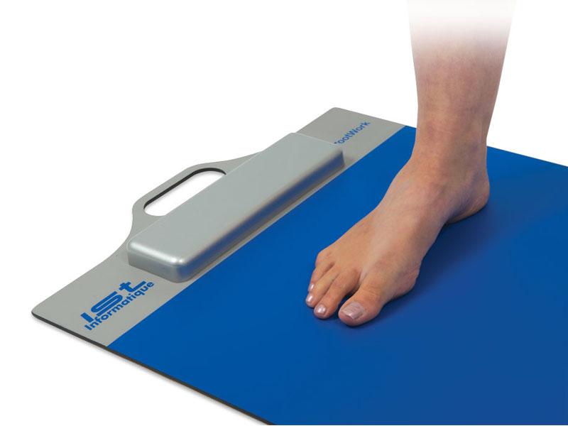 Footwork Pressure Plate