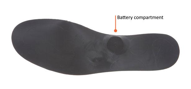 Moticon Battery Compartment