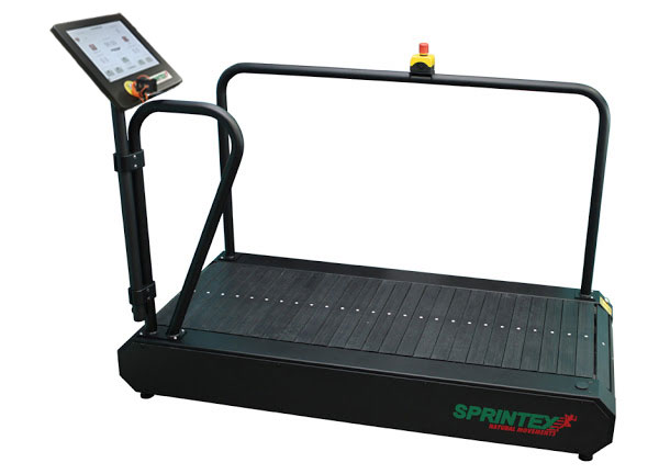 Sprintex Treadmill for Video Gait Analysis
